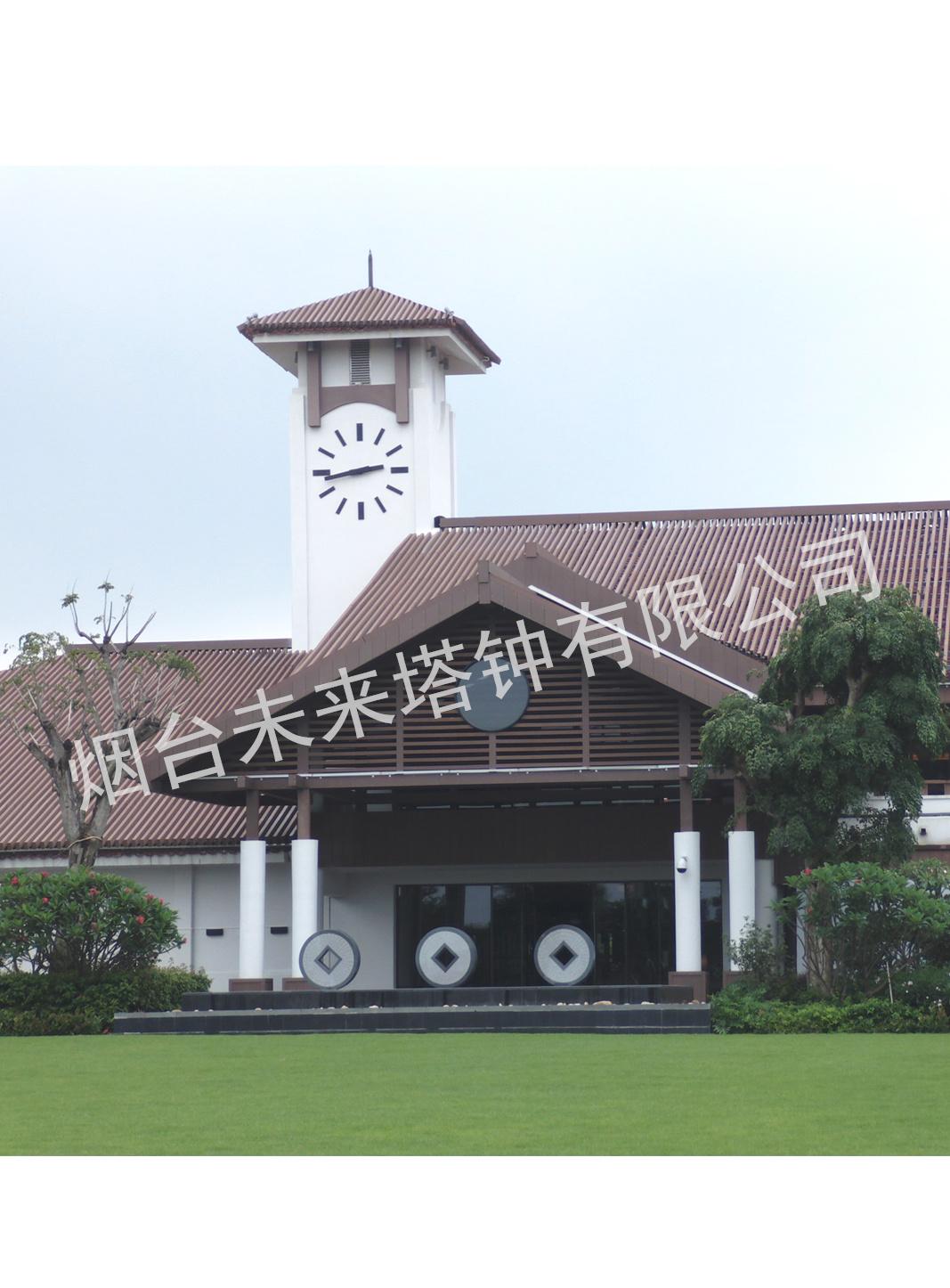 广东惠州高尔夫球会馆
