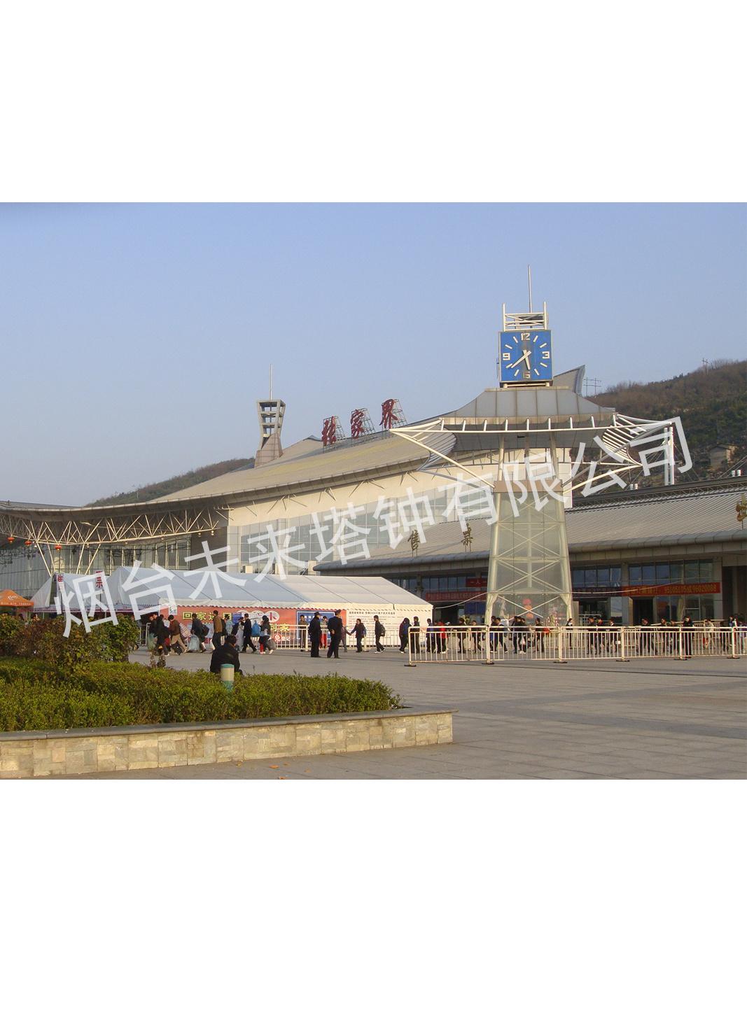 河北张家界火车站