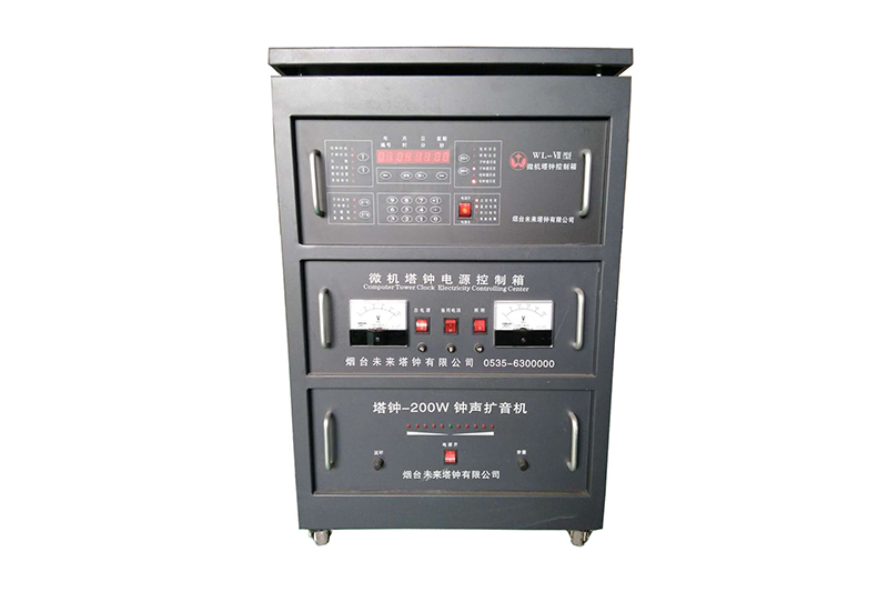 母钟控制系统系列