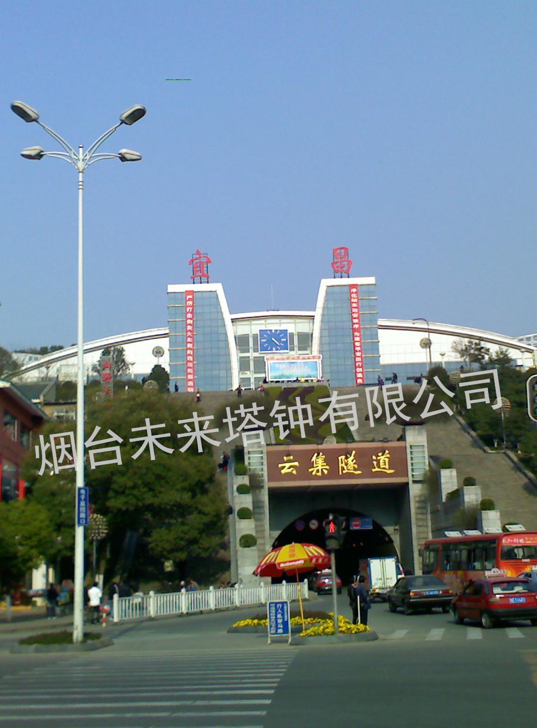 湖北宜昌火车站